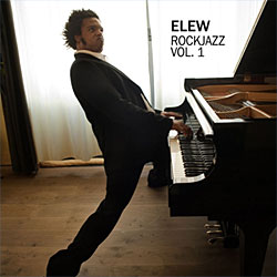 ELEW Rockjazz Album Cover